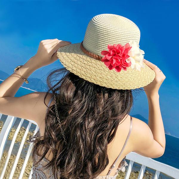 5bae6b853 [US$ 14.99] Ladies' Beautiful/Lovely/Fashion Cotton Beach/Sun Hats -  VeryVoga