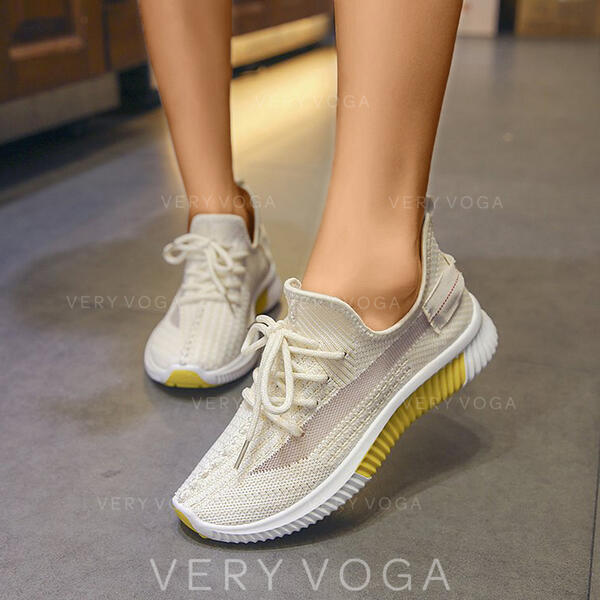Women's Fabric Casual Outdoor With Elastic Band shoes