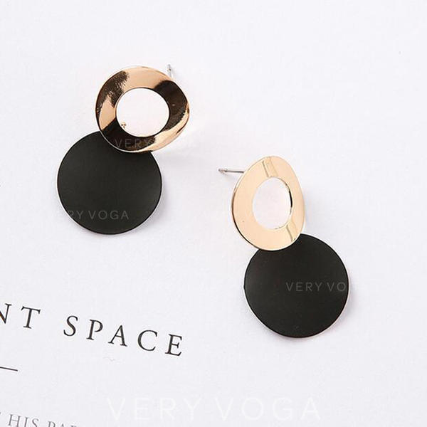 Stylish Alloy Women's Earrings