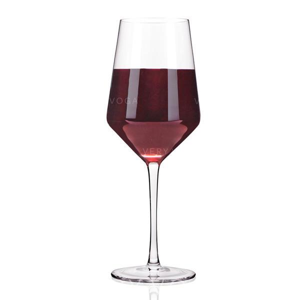 Moderner Style Glas Weingläser (satz 4)