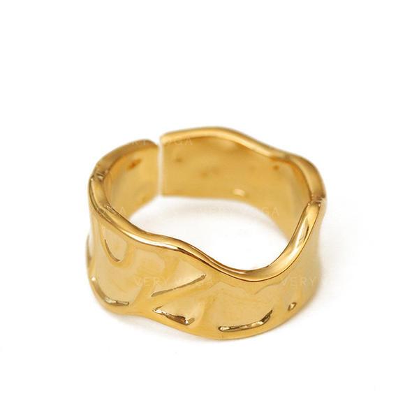 Kleurrijk Messing Vrouwen Ringen