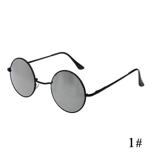 UV400 Retro   Vintage Kerek Napszemüveg (201083468) - Szemüvegek és ... f2bb486af8