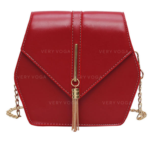 Refined PU Clutches/Crossbody Bags/Shoulder Bags