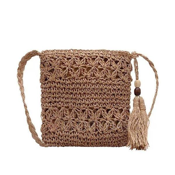 Traumhafte/Vintage/Böhmischer Stil/Geflochten Umhängetaschen/Schultertaschen/Strandtaschen/Beuteltaschen/Hobo-Taschen