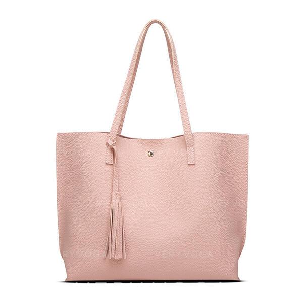 Elegant/Effen kleur/Super handig/Mom's Bag Tote tassen/Hobo Bags Riemzakken