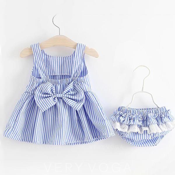9607e9cb0a Baby & Kleinkind Mädchen Gestreift Baumwolle Pants,Ärmelloses Kleid Stellen  Sie Größe