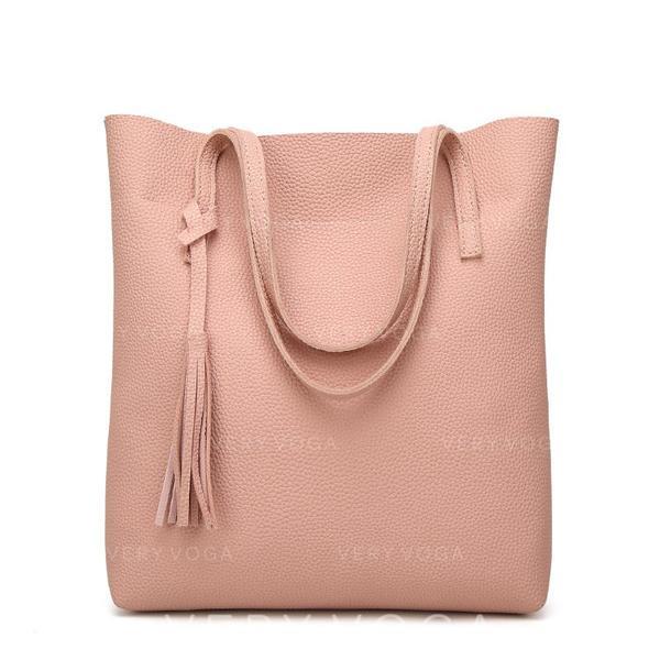 Elegant PU Tote Bags/Shoulder Bags