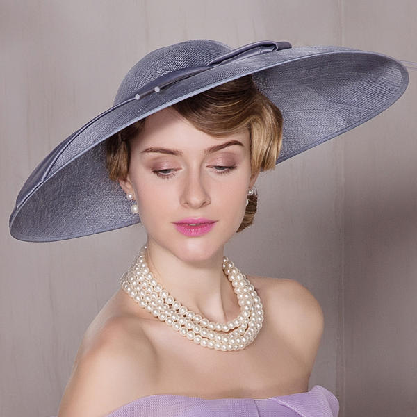83ff29a4665db Ladies  Lovely Cambric Bowler Cloche Hats (196117401) - Hats ...