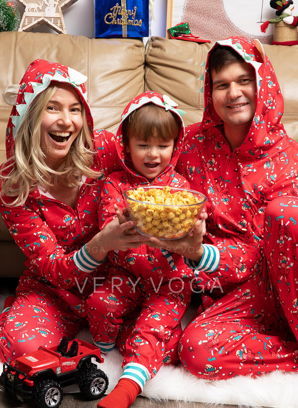 Family Matching Christmas Pajamas Pajamas