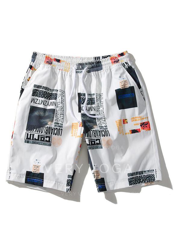 Men's Quick Dry Board Shorts