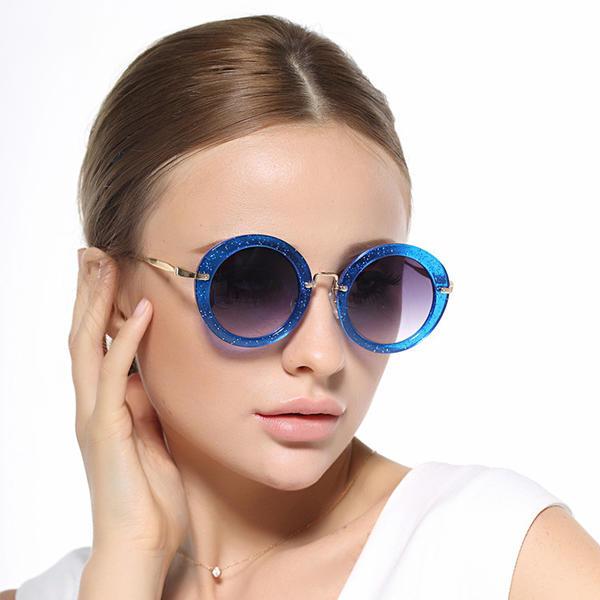UV400 Elegancki okulary przeciwsloneczne