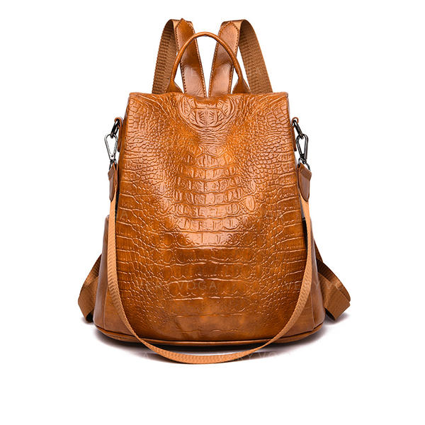 Classical/Pretty/Solid Color Backpacks
