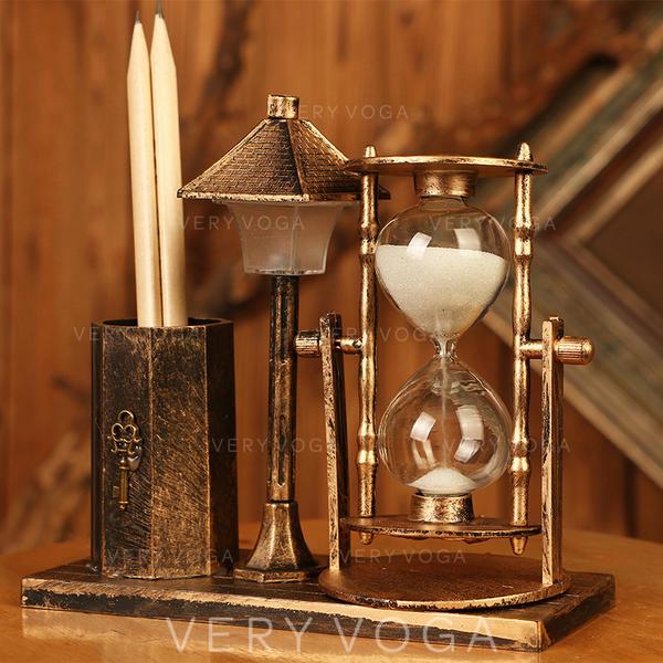Vintage Plastic Hourglass