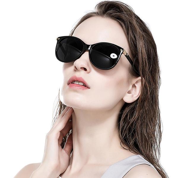 UV400/polarizált Elegáns Klasszikus Napszemüveg