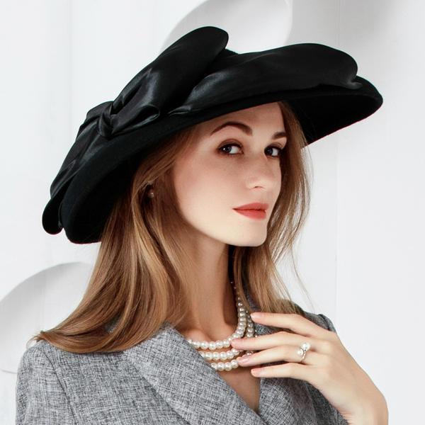 Dames Exquis Coton avec Bowknot Chapeaux de type fascinator/Kentucky Derby Des Chapeaux