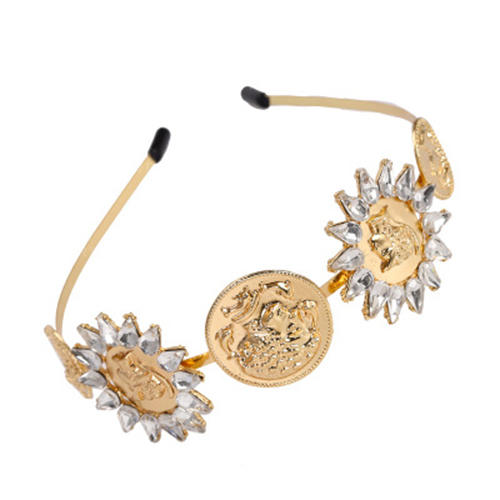 Exquisite Alloy With Rhinestone Women's