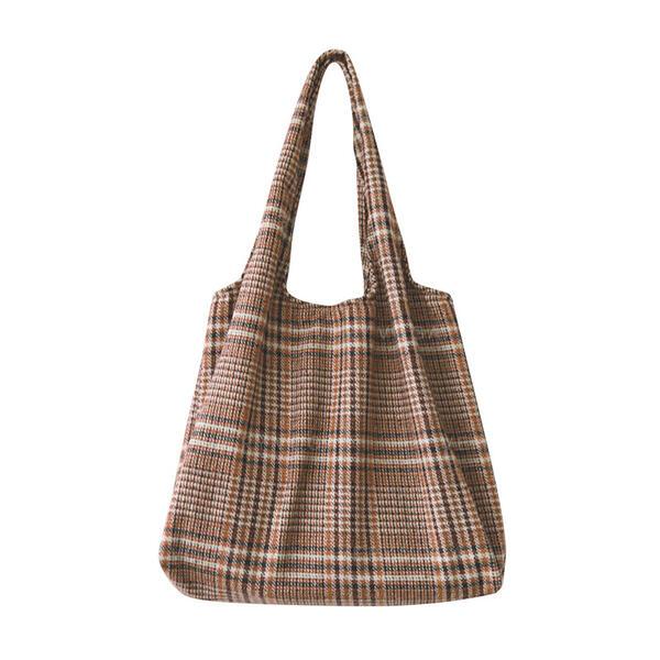 Elegant/På mode/Særlige/Vintage/Stripe Tasker/Skuldertasker/Hobo Tasker/Opbevaringspose/Top håndtag tasker