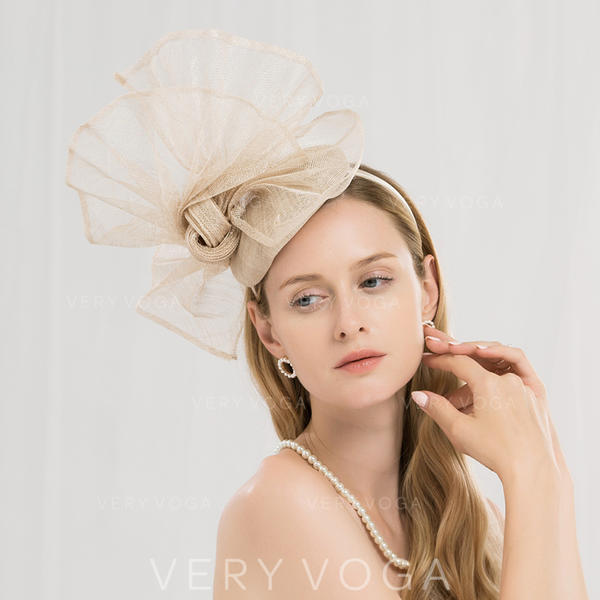 7c8096e2353 Ladies  Eye-catching Pretty High Quality Cambric Fascinators ...