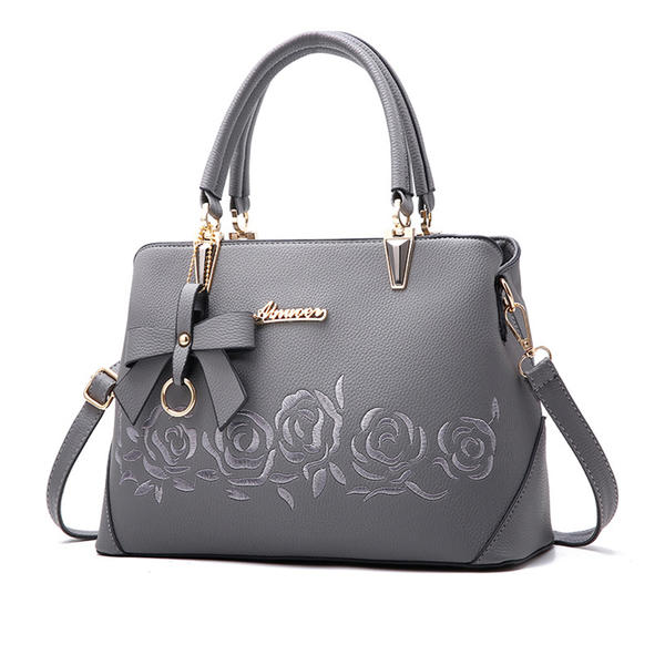 Pretty PU Satchel/Shoulder Bags