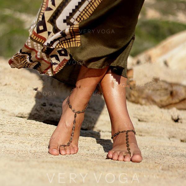 Modisch Legierung Frauen Strandschmuck