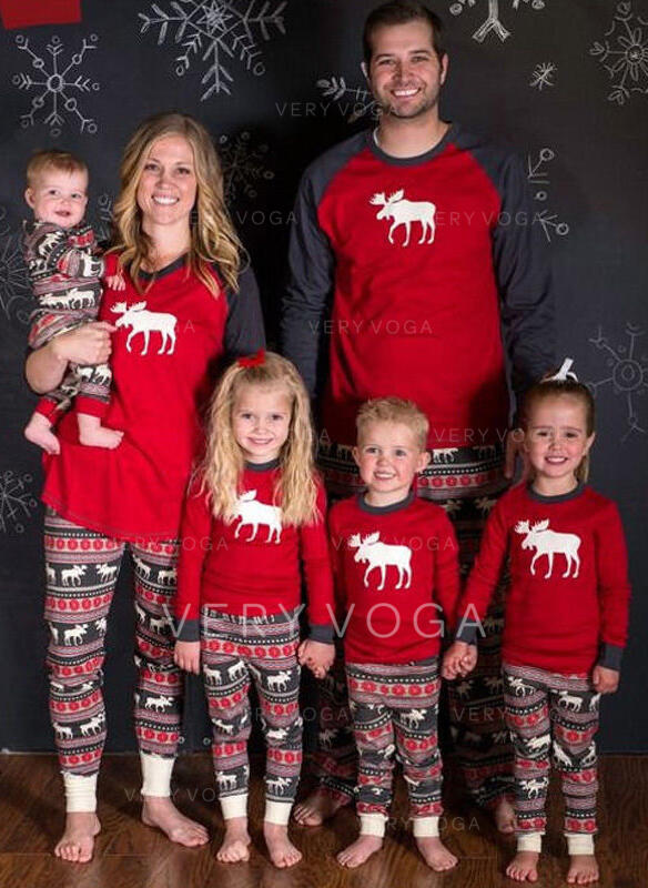Reindeer Family Matching Christmas Pajamas (1031245853) - Matching ... 7d1ff8081