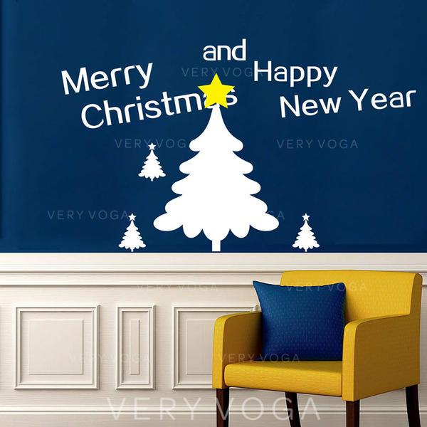 Modern Style Style Classique Noël Toute forme Stilleben Stickers muraux
