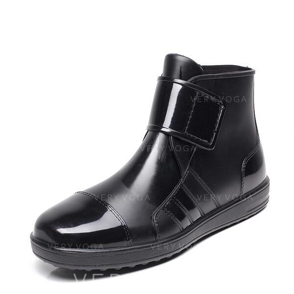 2a74793dc67 Botas de chuva Casual PVC Homens Botas Masculinas (261172542 ...