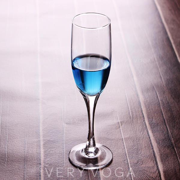 Klasik Bardak Şampanya Bardakları (6 Set)