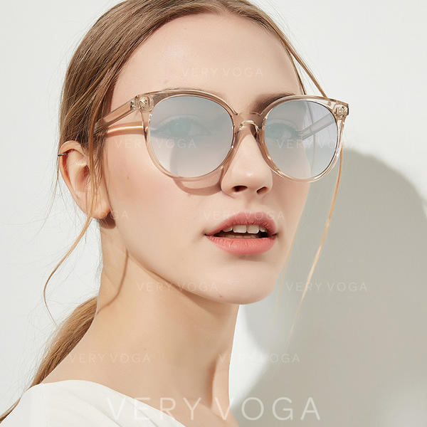 UV400 Clássico Chic Retro /Vintage Oculos de sol