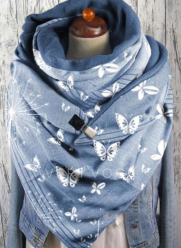 Retro/Vintage/Animal fashion/Butterfly Design Scarf