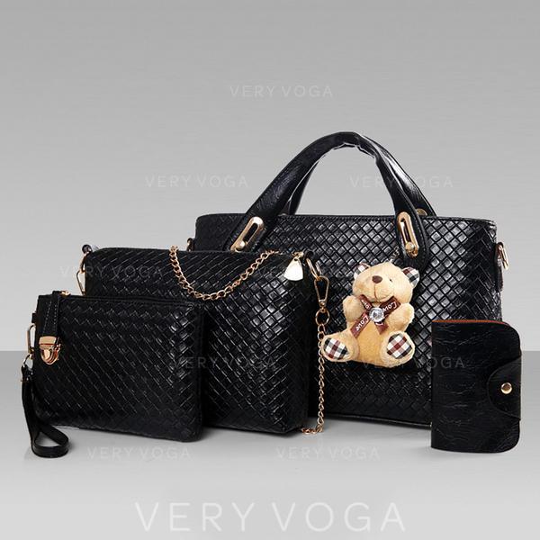 Unique/À la mode Sacs fourre-tout/Sac en bandoulière/Ensembles de sac/Portefeuilles et Bracelets