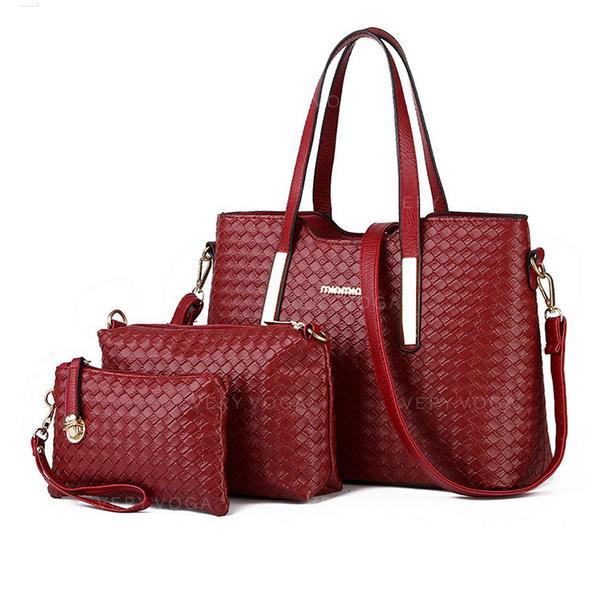 Elegant Satchel/Shoulder Bags/Bag Sets/Wallets & Wristlets