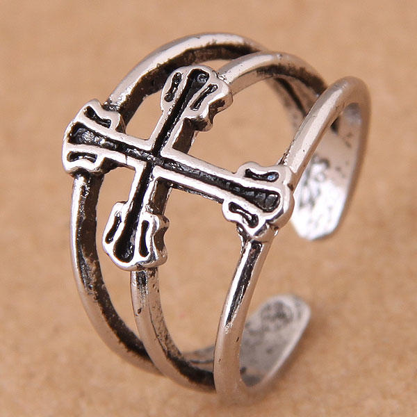 Fashionable Alloy Ladies' Rings