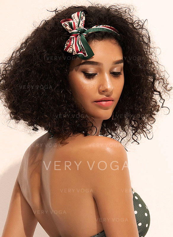 impresión geométrica Cuello/Cabeza/atractivo Pañuelo de seda