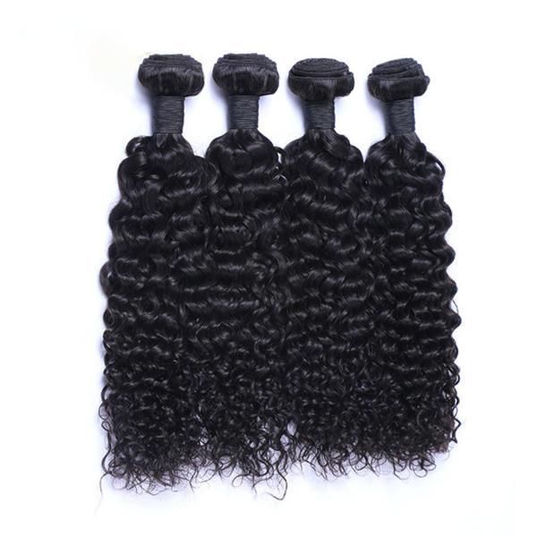 5a Adânc Păr Natural Păr Natural Ondulat Vândut La Bucată 50g