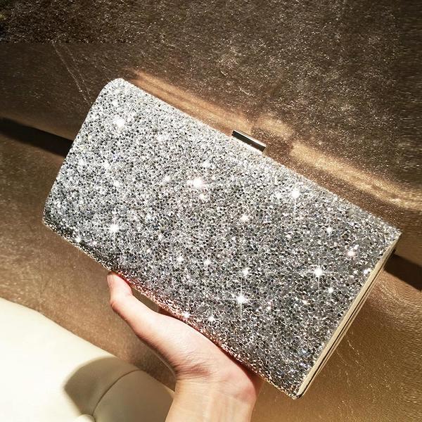 Shining Crystal/ Rhinestone/Sparkling Glitter Clutches/Fashion Handbags