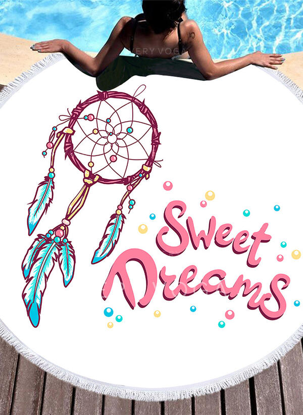 Animal/Dreamcatcher attractive/fashion/Boho Beach Towel