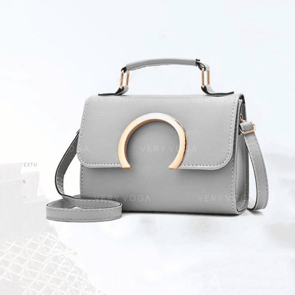 Fashionable/Solid Color Satchel/Shoulder Bags