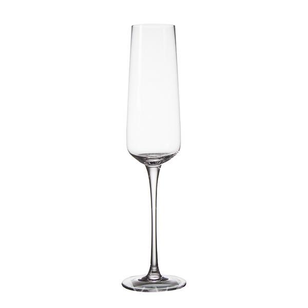 Klasyczny Szkło kieliszki do szampana (zestaw 2)