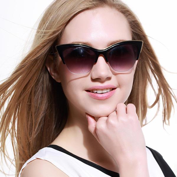 UV400 Élégante Chic Mode Lunettes de soleil