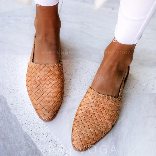 Donna PU Senza tacco Ballerine con Altrui scarpe