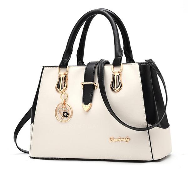 Refined Satchel/Tote Bags/Crossbody Bags/Shoulder Bags
