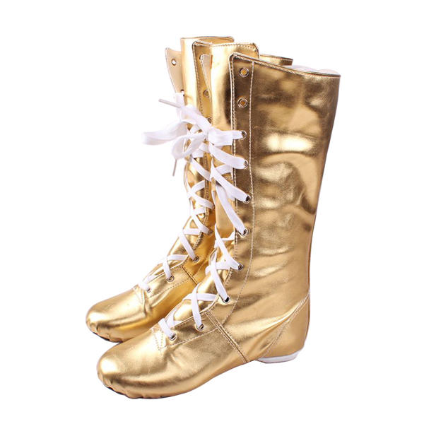 Women's Jazz Boots Leatherette Jazz