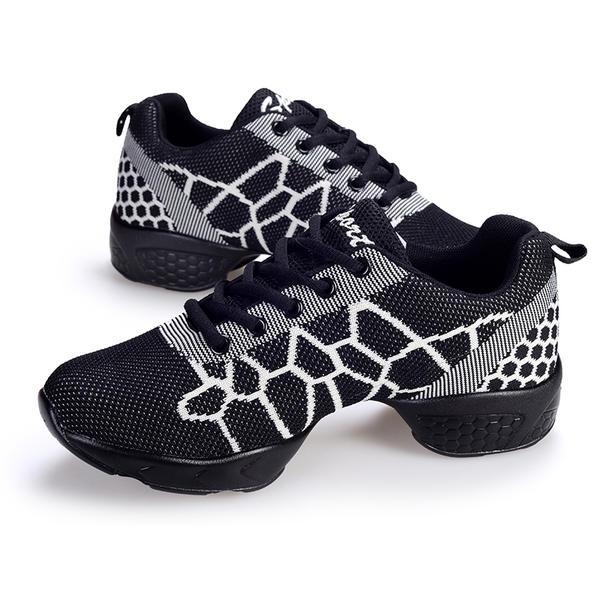 6722290baff Για Γυναίκες Ύφασμα Αθλητικά Παπούτσια Αθλητικά Παπούτσια Με Με κορδόνια Παπούτσια  Χορού