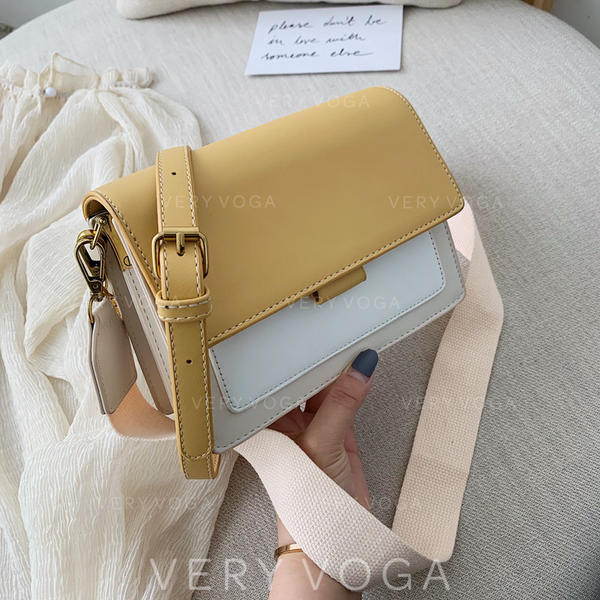 Fashionable/Splice Color Crossbody Bags