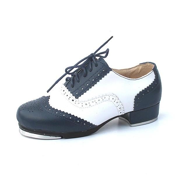 unisexe vrai cuir chaussures plates claquettes chaussures de danse 053087769 claquettes. Black Bedroom Furniture Sets. Home Design Ideas