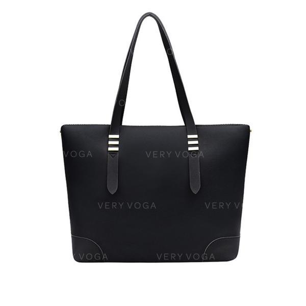 Classical PU Tote Bags/Shoulder Bags