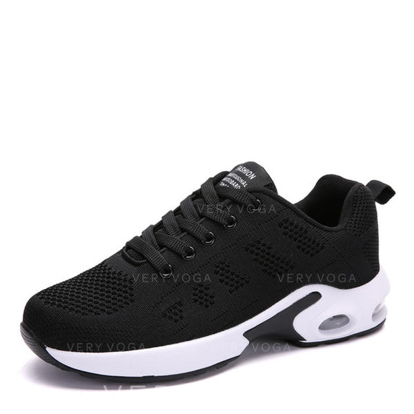 Frauen Moderner Style Sneakers Tanzschuhe Stoff Modern Style