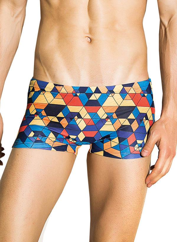 Men's Colorful Briefs Swimsuit