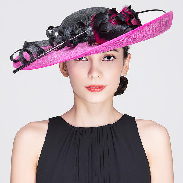 725932255c2 Ladies  Beautiful Spring Summer Cambric With Bowler Cloche Hat ...